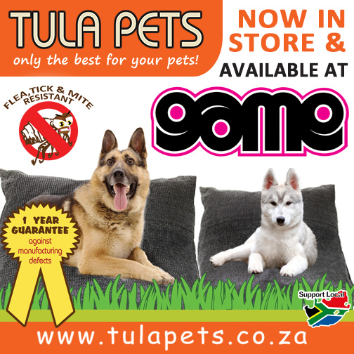 Tula Pets Beds is now available in Game stores